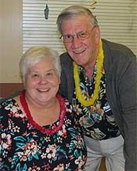 Maureen & Barry Payne